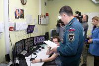 Также в регионе проводятся тренировки по эвакуации.
