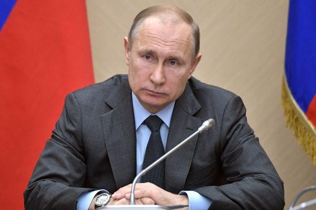 Президент поручил улучшить экологическую ситуацию в краевом центре до 2019 года.