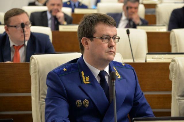 С 2016 года и до назначения в Пермь Андрей Юмшанов был назначен на должность начальника управления Генеральной прокуратуры Российской Федерации в Приволжском федеральном округе.