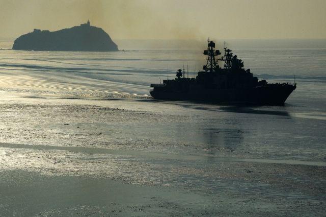 Япония выступила против военных учений Российской Федерации наКурилах
