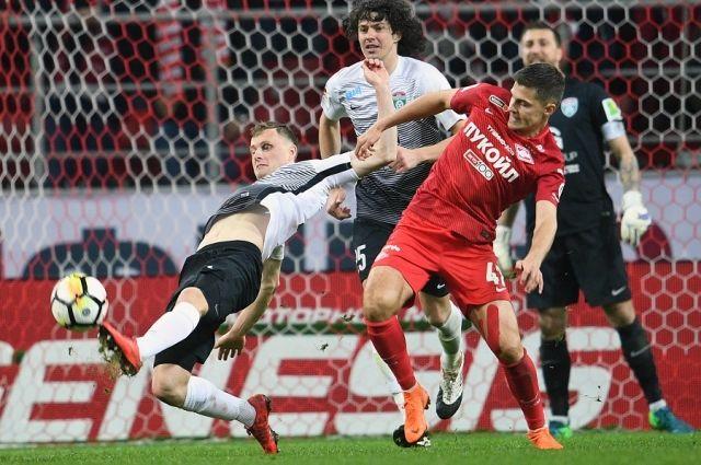 ЦСКА победил «Краснодар» благодаря дублю Ахмеда Мусы