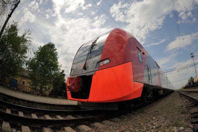 Подумать только! Скоростной поезд - во Владивостоке!