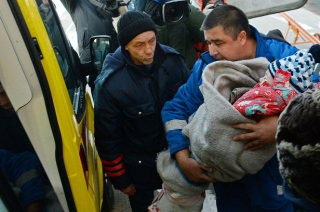 Четырёхлетняя Жасмина оказалась единственной выжившей вкатастрофе вХабаровском крае.
