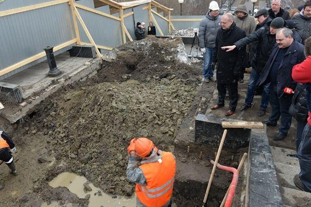 ВМурманске готовятся кустановке монумента Николаю Чудотворцу