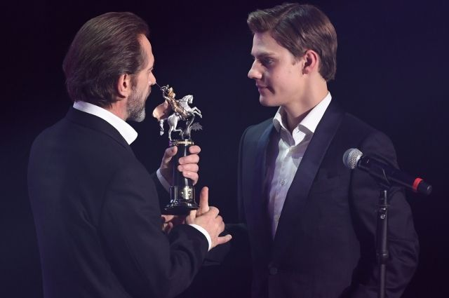 Олега Табакова посмертно наградили особым призом ММКФ завклад вмировой кинематограф