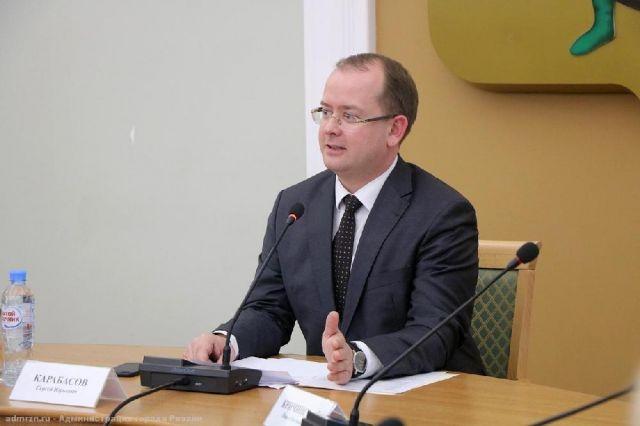Сергей Карабасов рязанским студентам: «Главное— не опасаться работать»