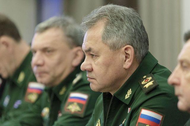 Коллегия Минобороны обсудит подготовку кфоруму «Армия-2018»