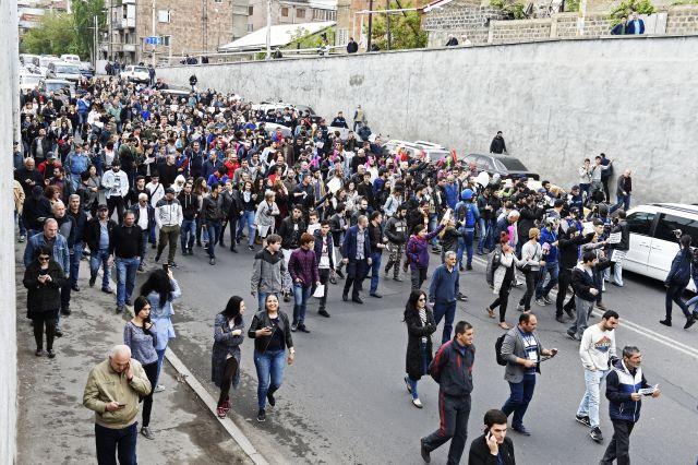 ВЕреване задержали 93 активиста оппозиции