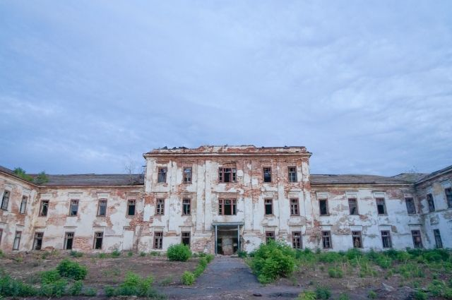 Михайловские казармы мы, вероятно, потеряли...