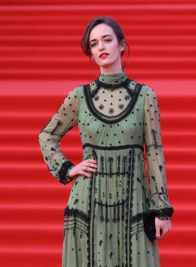 Актриса Ольга Зуева.