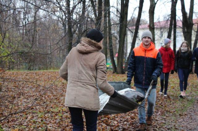 Общегородской субботник пройдет 21апреля на809 площадках вТомске