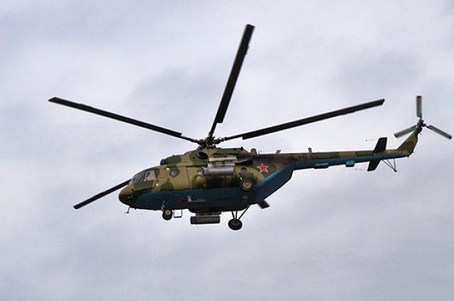 Лётчики армейской иоперативно-тактической авиации ЗВО проводят мониторингЧС