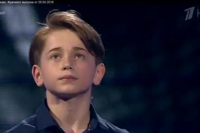 Оренбуржец Рутгер Гарехт стал победителем пятого сезона шоу «Голос.Дети».