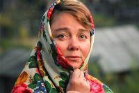 Нина Дорошина в фильме «Любовь и Голуби», 1984 год.