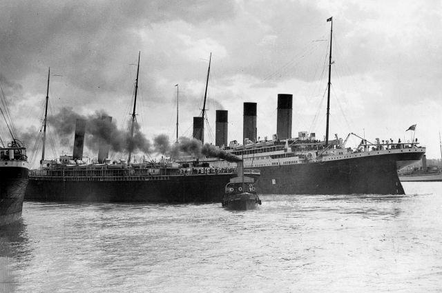 Меню первого обеда на«Титанике» продали за100 тыс. фунтов