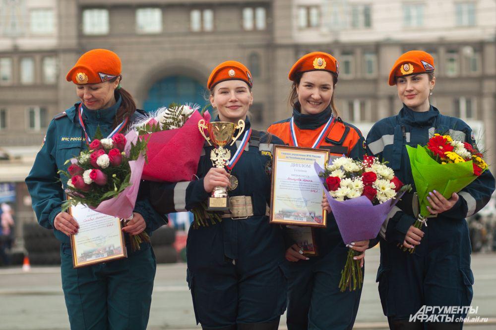 Победители соревнований представят Челябинскую область на общероссийском турнире в Иркутске 29 апреля