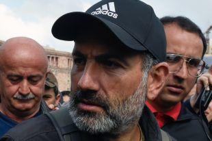 В Ереване задержали лидера оппозиции