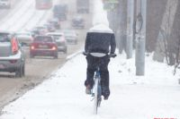В Пермский край вернулась зима.