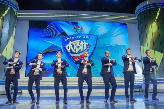 Команда «Русская дорога» изАрмавира угодила вполуфинал Высшей лиги КВН