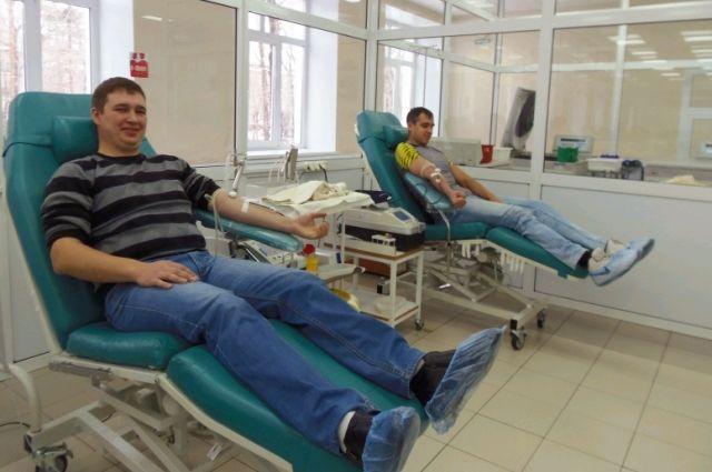 За три месяца более пяти тысяч жителей региона стали донорами.