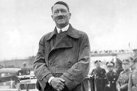 Адольф Гитлер.