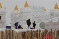 Лабытнангцам предлагают высказать идеи о том, как должен выглядеть ледовый городок в следующем году.