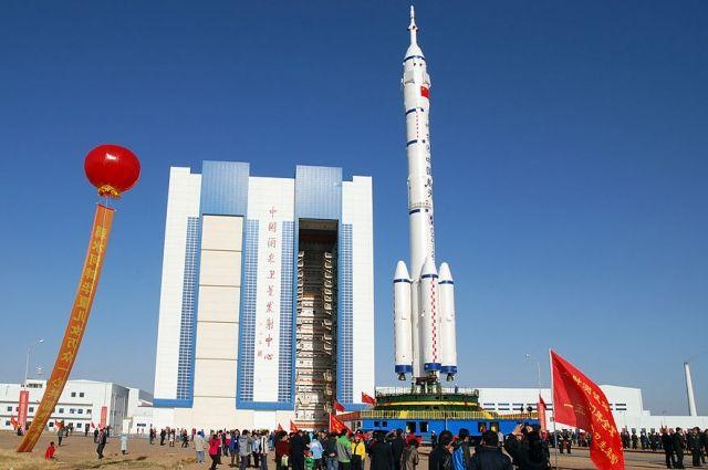 ВКитайской республике стартовал отбор космонавтов для будущей космической станции