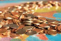 Курсовые скачки – шоковая реакция рынка на внезапное введение санкций.