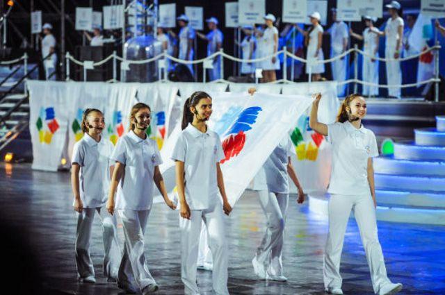 В Приморье состоялась торжественная церемония открытия Игр.