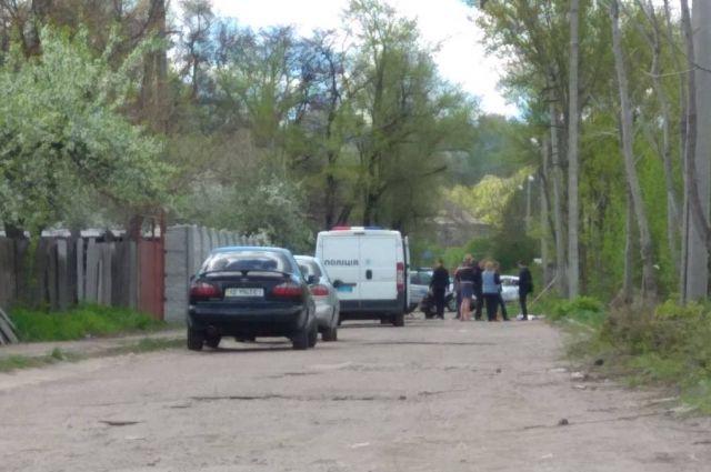 В Каменском посреди улицы нашли отрезанные руки и ноги