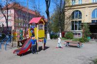 Детсад Калининграда, где обрушился забор, возобновил работу.