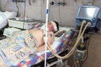 Евгений Гончаров в больнице.