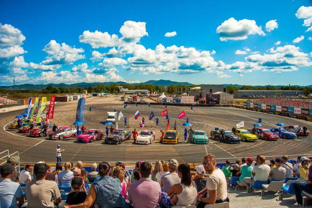В большой весенней гонке в нём примут участие 26 гонщиков из Владивостока, Находки, Хабаровска, Петропавловска-Камчатского и даже Иркутска.