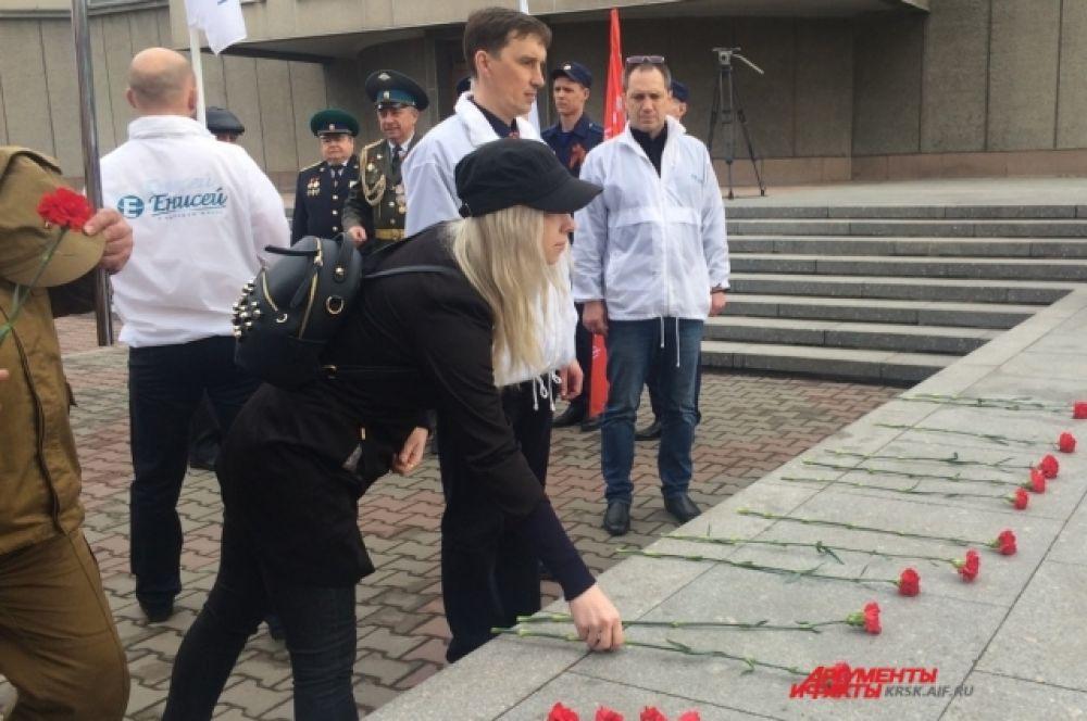 Красноярск. Мемориал Победы.
