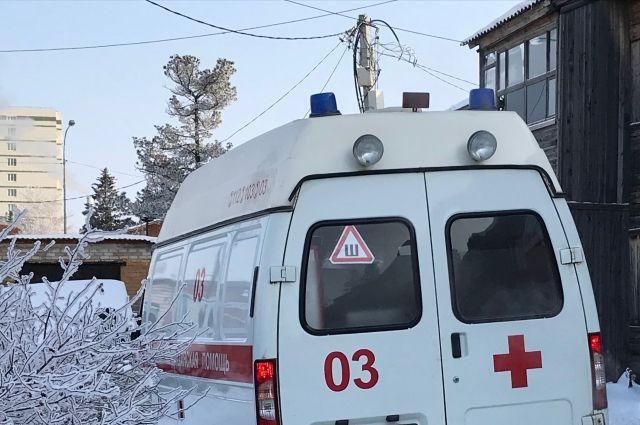 В Тобольске пьяный водитель едва не угробил себя