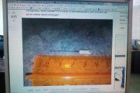 Длина инструмента, который проглотила женщина, составляла более трёх сантиметров.