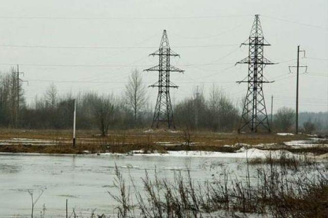 В Омской области продолжают готовиться к паводку.