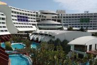 Отель Cornelia Diamond Golf Resort & Spa - один из тех, что ориентирован на российских туристов.