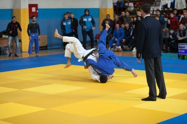 Всероссийские состязания подзюдо прошли вСтаврополе
