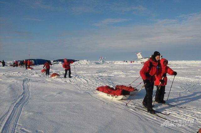 Дорога к макушке планеты. Как московские школьники покоряют Северный полюс