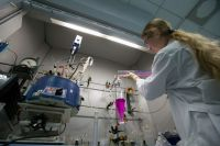 Инновационные технологии и продукты рождаются в научных лабораториях нефтяников.
