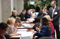 Работу избирательных участков в столице могут продлить до 22.00.