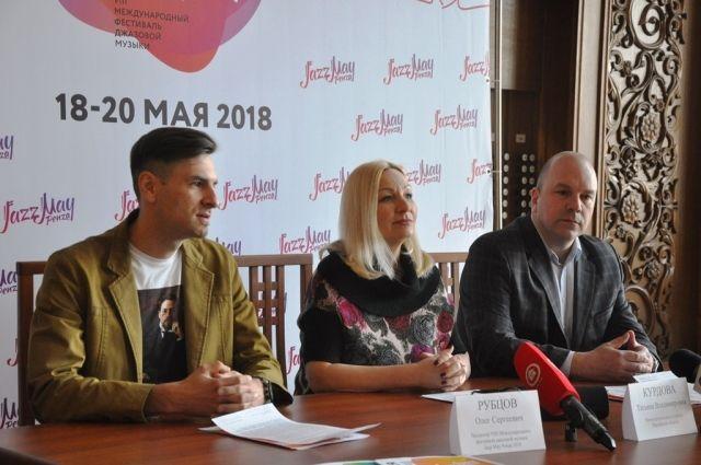 Организаторы рассказали о том, каким будет Jazz May-2018.