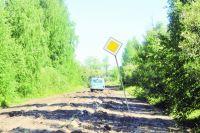 Все дороги в округе хутора Зелёная Роща разбила строительная техника.