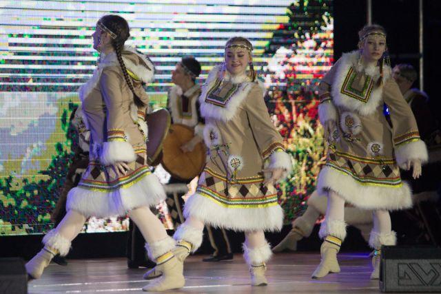 Традиции малых народностей тоже стали частью Дельфийских игр во Владивостоке