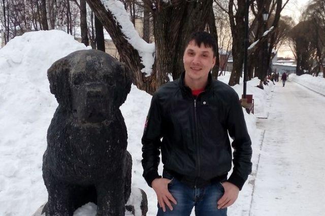 17 апреля Александр Исаев вышел из дома на улице Лядовская и пропал
