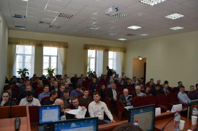 Конференция «СВЧ-2018» стала самой представительной, в её работе приняло участие около ста человек.