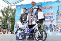 Для юных омичей проведут соревнования по велогонкам.