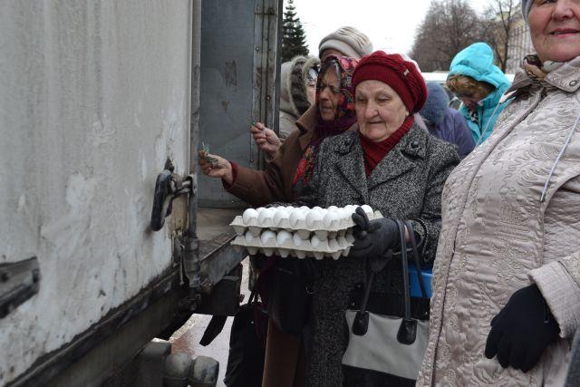 В Кемеровской области пройдут ярмарки, посвященные 1 мая.