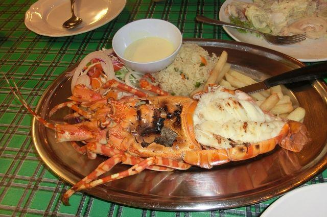 экзотических фото блюд и рецепты